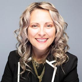 Candace Schierling, Director of Business Development, Tourism Saskatoon