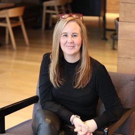 Chantal Sturk-Nadeau, Executive Director, Business Events, Destination Canada