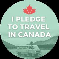 TIAC I pledge to travel in Canada