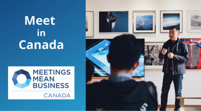 Tourism Week 2021 Meet in Canada