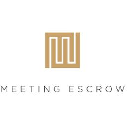Meeting Escrow